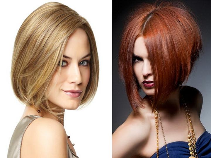 названия стрижек с фото женские на длинные волосы