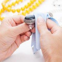 Как чистить серебро от черноты в домашних условиях