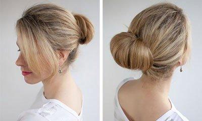 Причёски на средние волосы в домашних условиях: фото пошагово
