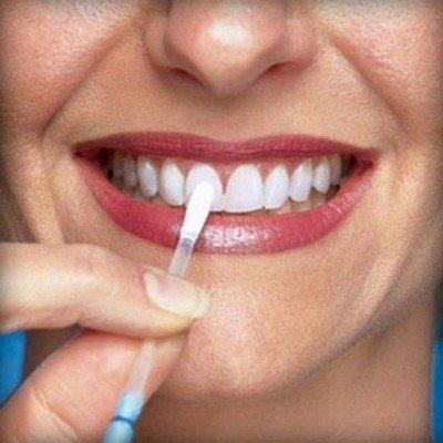 Отбелить зубы в домашних условиях без вреда