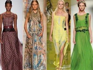 модные сарафаны в 2015 году