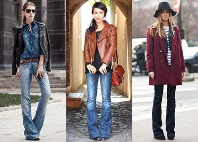 661cb5b258f Какие джинсы модные в 2018 году (женские