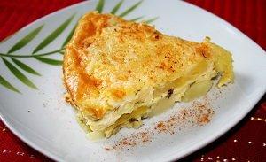 Рецепт картопляної запіканки з фаршем