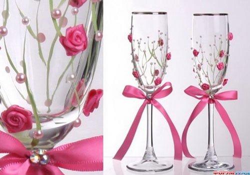 бокалы на свадьбу