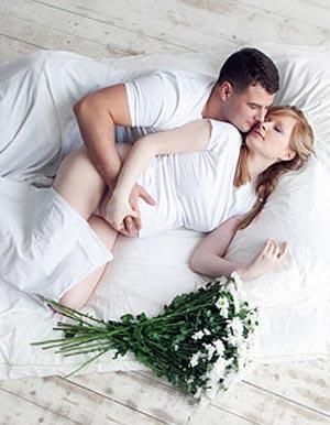 Можно испытывать оргазм после кесарева