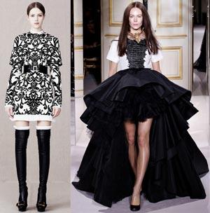 Модные платья зима 2013-2014, фото и советы