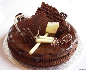 как приготовить торт на денраждения