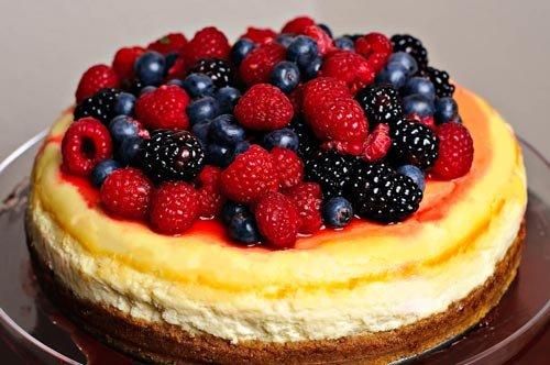 Торты на день народження рецепты 86