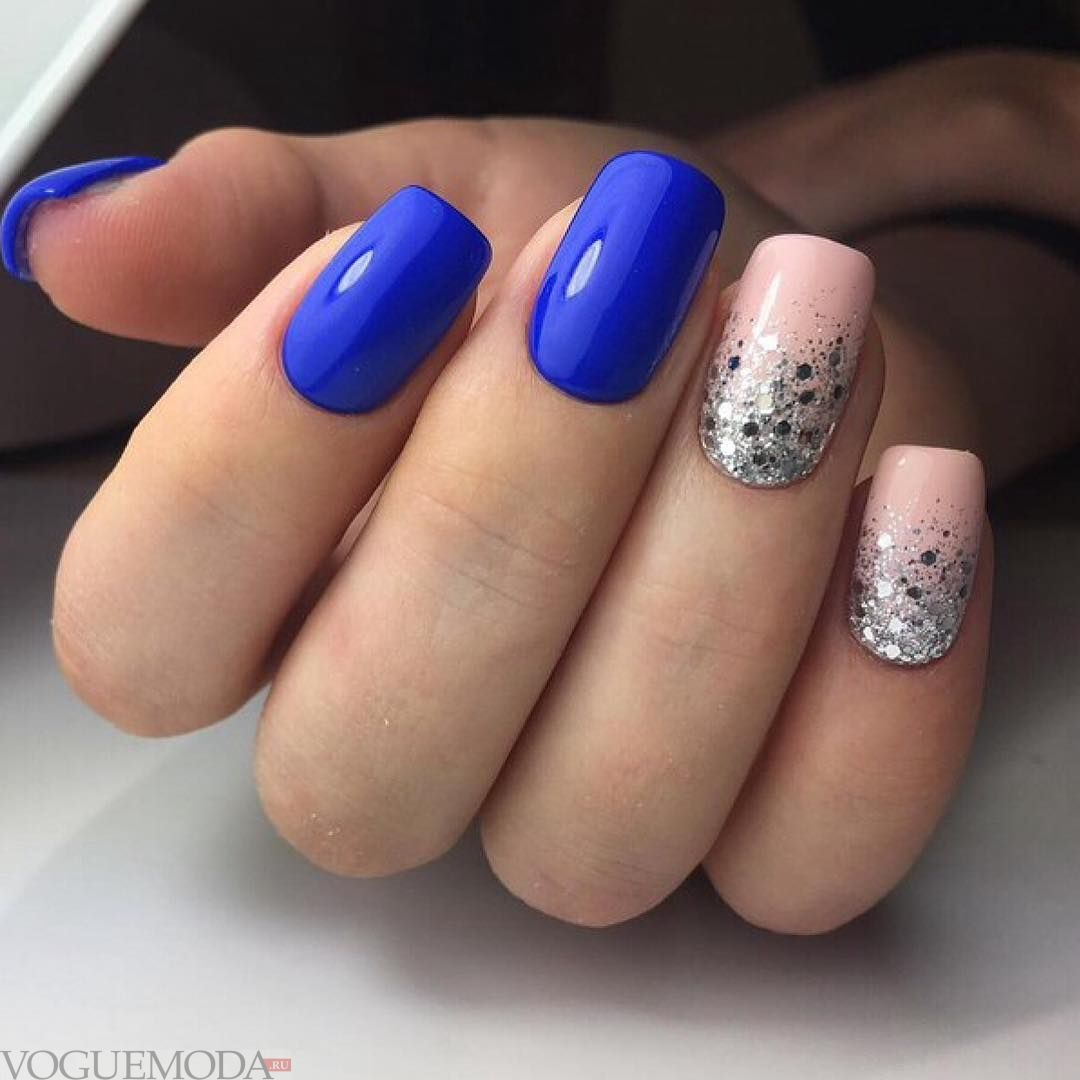 Гель лак дизайн 2018 на свои ногти