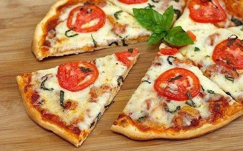 Тесто для пиццы как в пиццерии: рецепты с фото