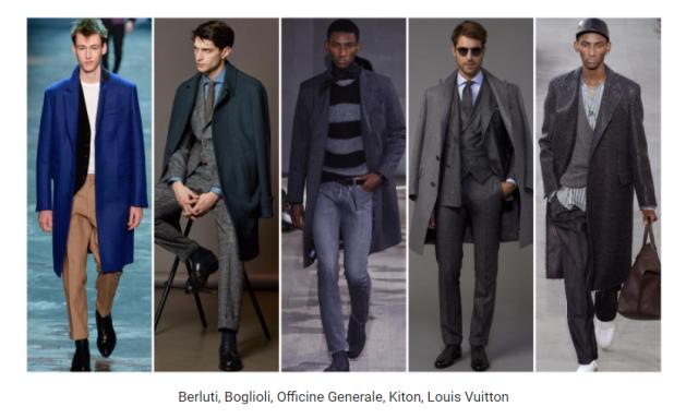 мужские куртки 2017