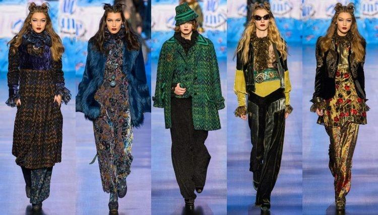 Мода осень-зима 2018-2019: тенденции, фото новинок