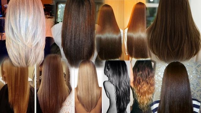 Концы волос форма