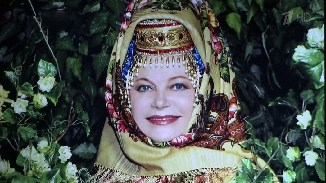Людмила Рюмина: биография, дети и муж (фото)