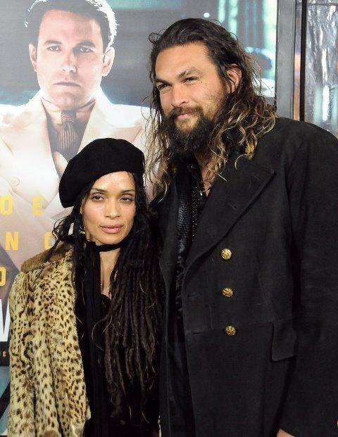 момоа джейсон фото с женой