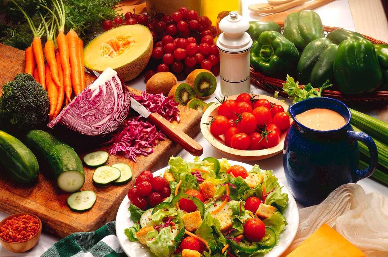 Меню на неделю для семьи из 4 человек: рецепты, продукты