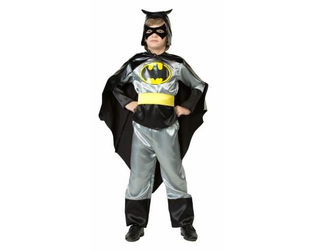 Костюм бэтмена на мальчика своими руками