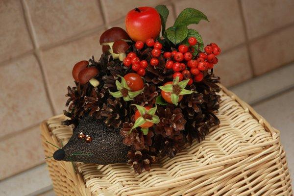 """Поделки в садик на тему """"Осень"""" своими руками: пошаговое фото и видео"""