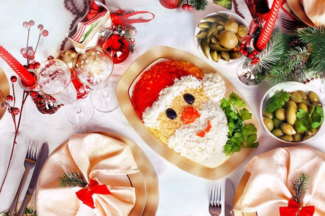 Салаты на Новый год 2018: простые и вкусные рецепты в год Собаки