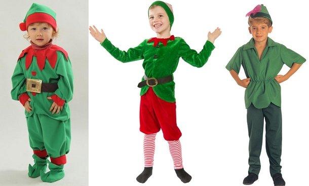 Как сделать костюм Козы на Новый год своими руками 14
