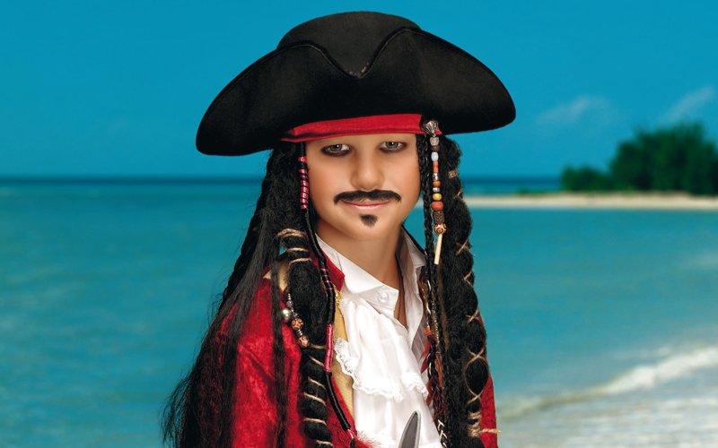 Как сделать костюм Пирата своими руками Выкройки Видео