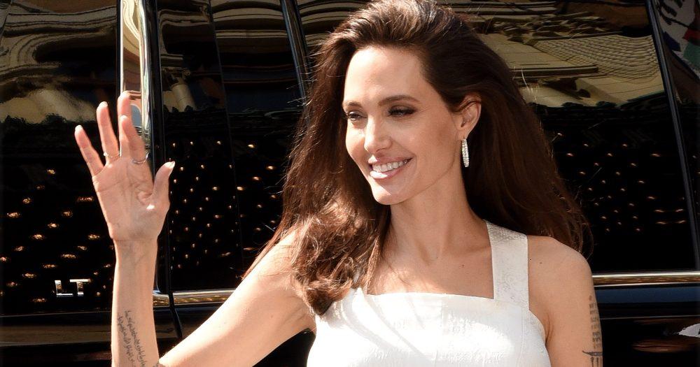 Свадьба Анджелины Джоли 2018: актриса выходит замуж