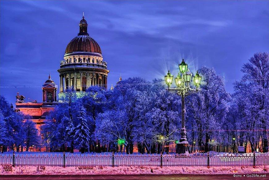 Погода в Санкт-Петербурге на Новый 2018 год: точный прогноз
