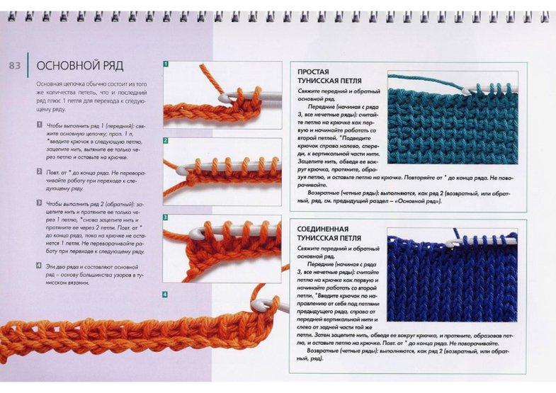картинки вязка крючком шарфа пошаговое обучение имеет возможности