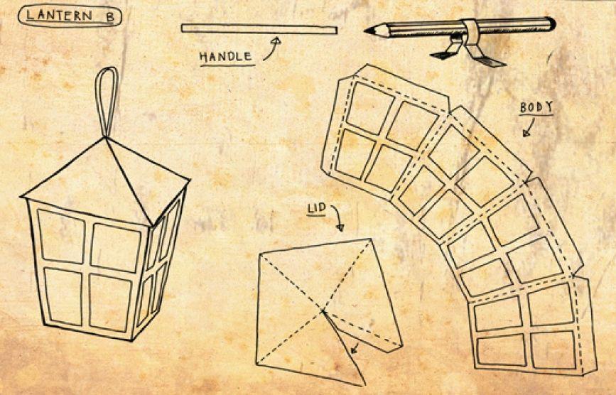 Дизайн елочных игрушек своими руками 43