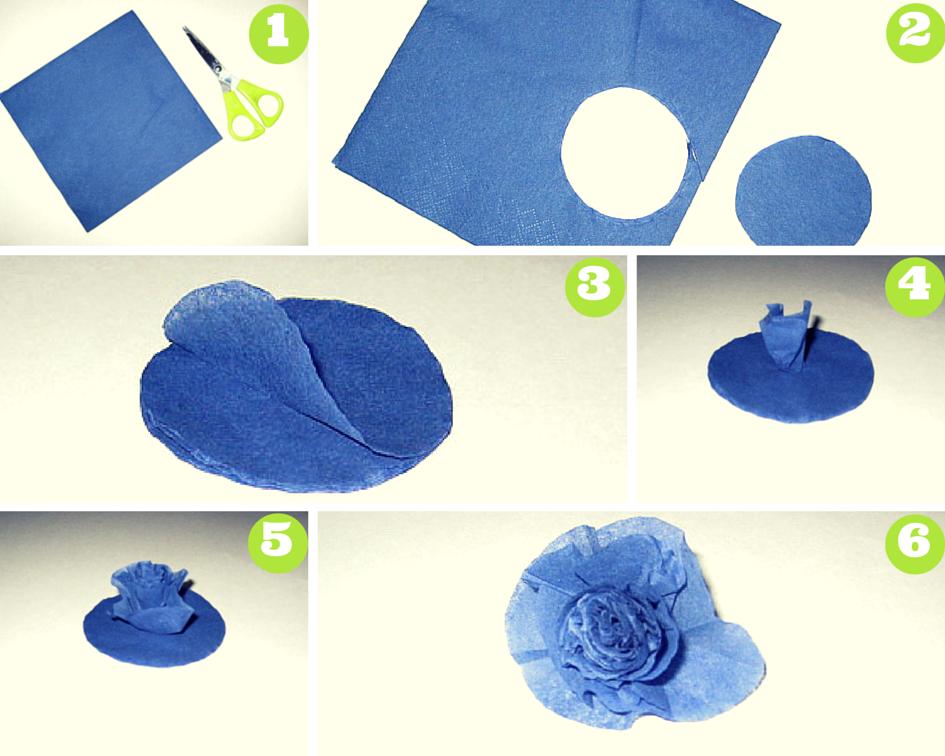 Как сделать игрушку из цветов пошагово фото 183