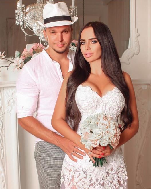 фото свадеб известных людей россии
