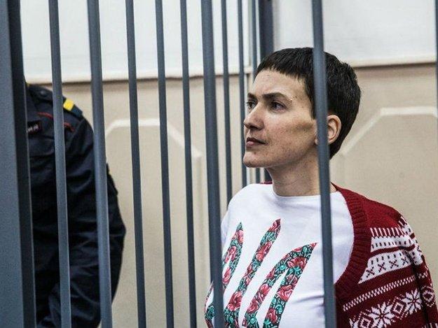 Последние новости на сегодня о Надежде Савченко