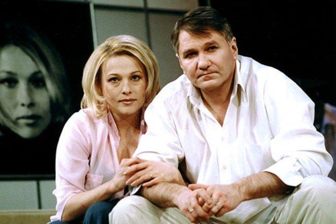 Игорь Бочкин с женой