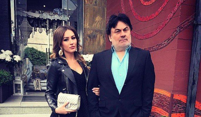 Серов и дочь