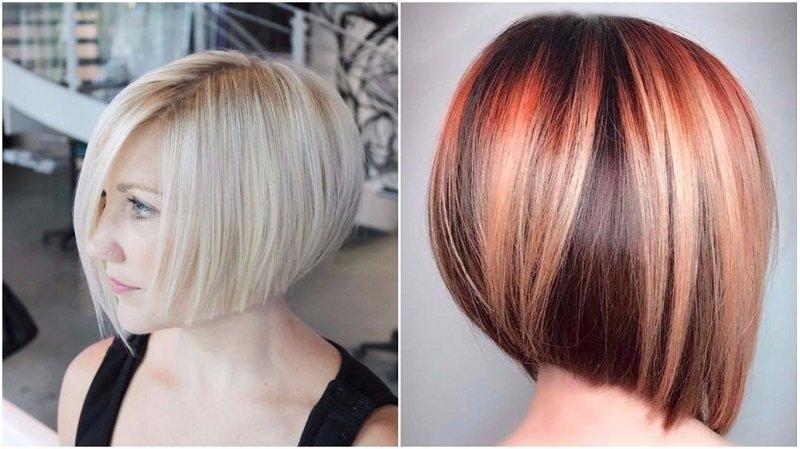 Красивые стрижки на короткие волосы для женщин после 40 лет в 2018 (фото)