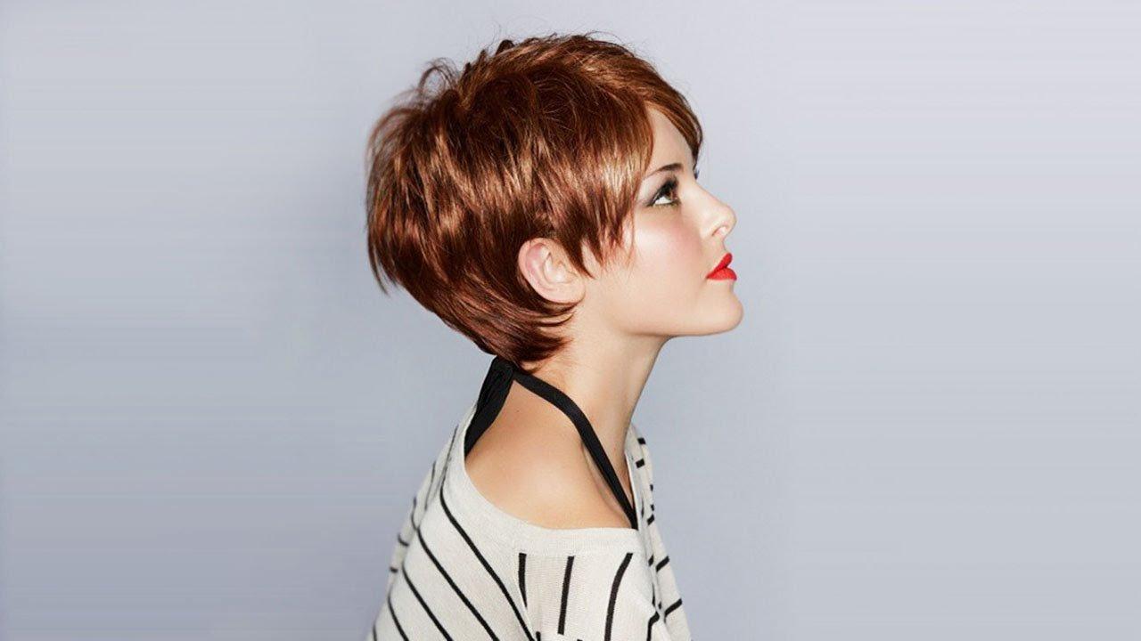 Миниатюра к статье Модные женские стрижки 2018 года на короткие волосы