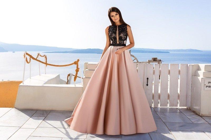 Выпускные платья «в пол»