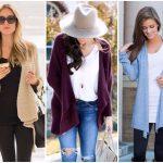 Модные тенденции кардиганов