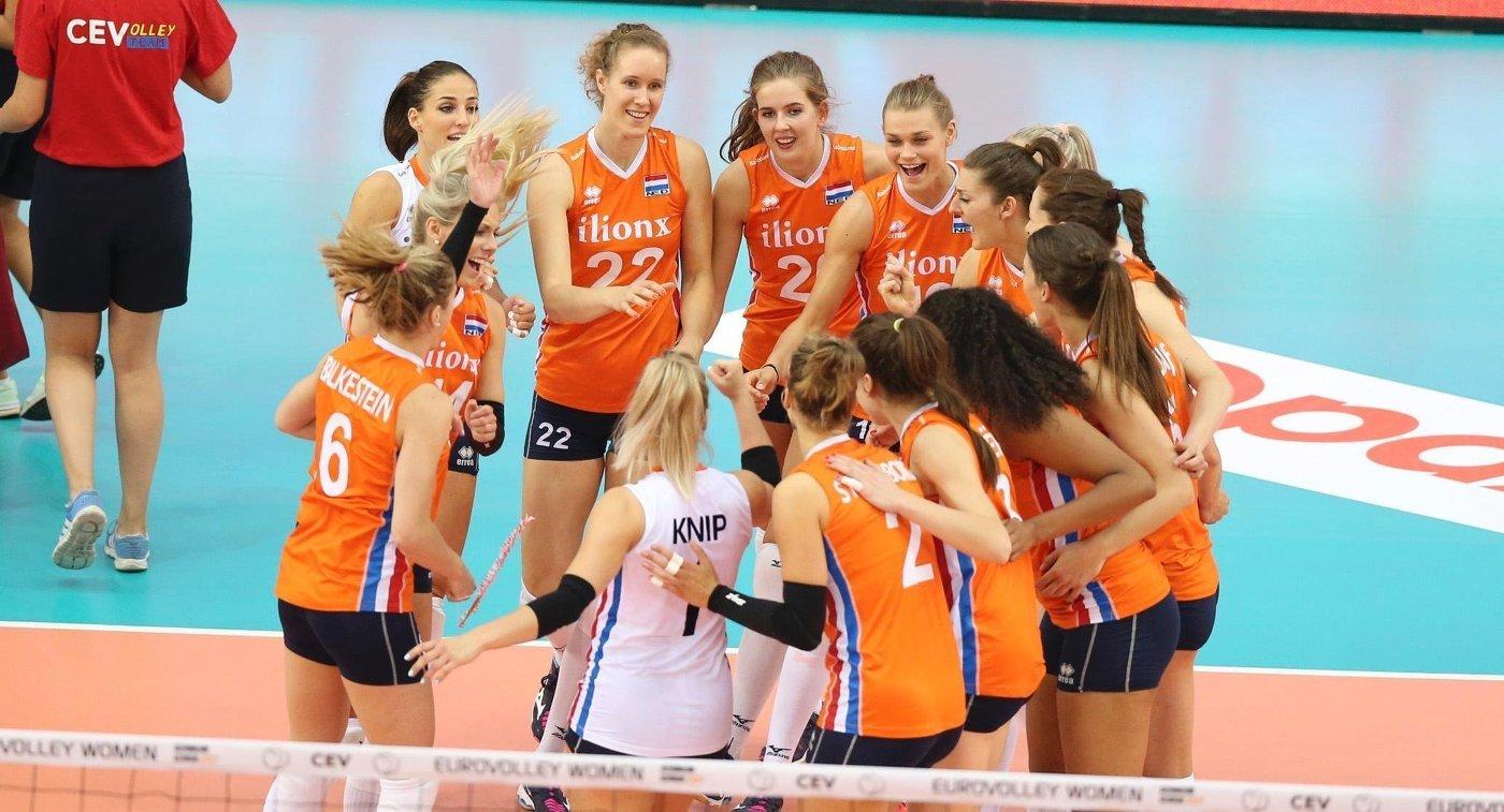 лига наций по волейболу 2018 женщины