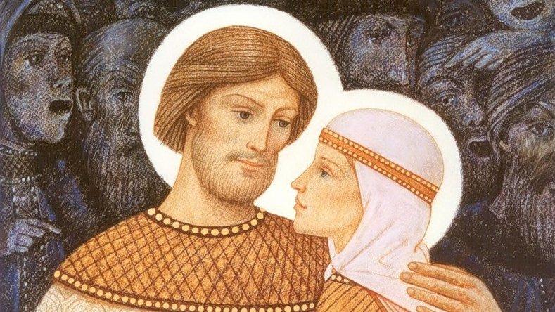 Миниатюра к статье Когда отмечается день Петра и Февронии в 2018 году?