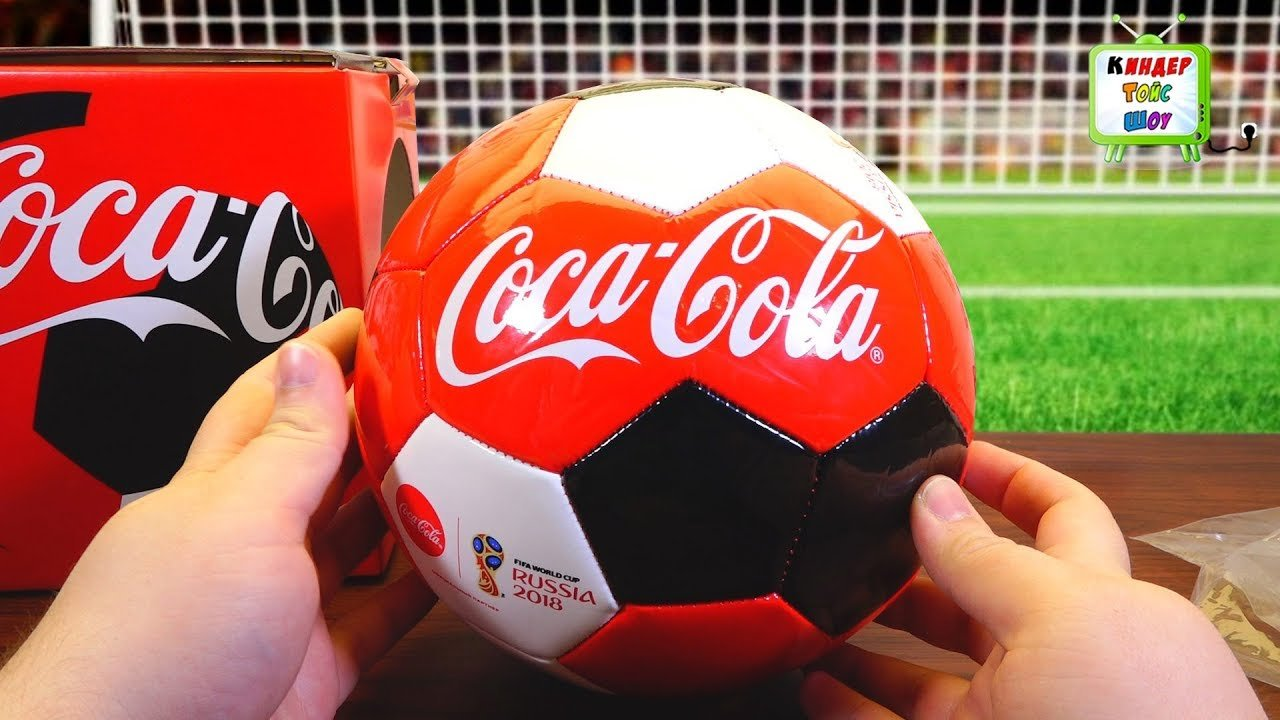 Правила и получение призов в акции от Кока-Кола 2018 футбол