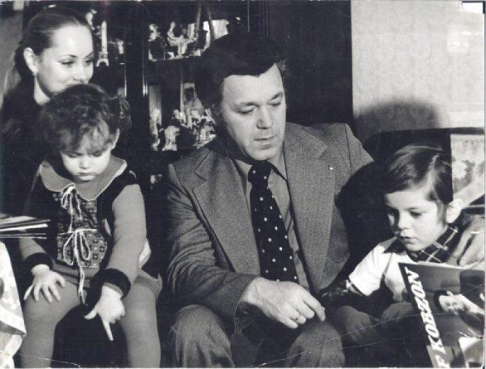 Иосиф Кобзон: биография, личная жизнь, семья, жена, дети — фото