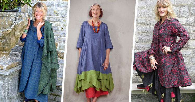 Одежда в стиле бохо: модные тенденции для тех, кому за 50