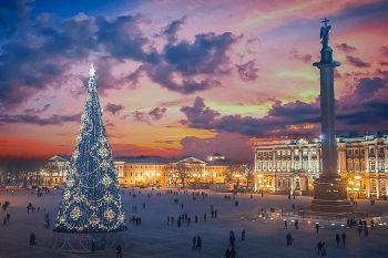Погода на Новый 2019 год в Санкт-Петербурге   какая будет, прогноз новые фото