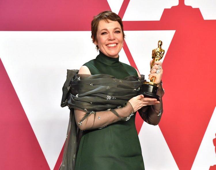 Оливия Колман - победительница Оскар 2019