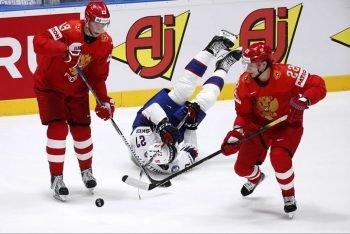 ЧМ по хоккею