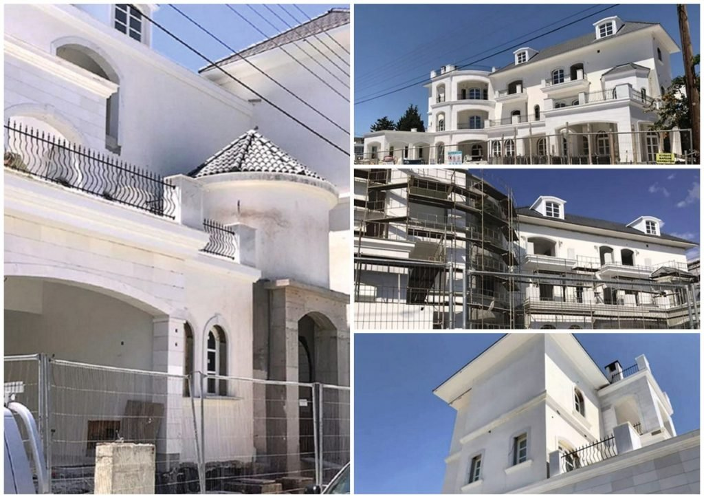 Дом Галкина и Пугачёвой на Кипре