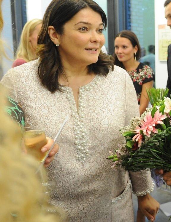 Наталья Ефремова жена Киркорова