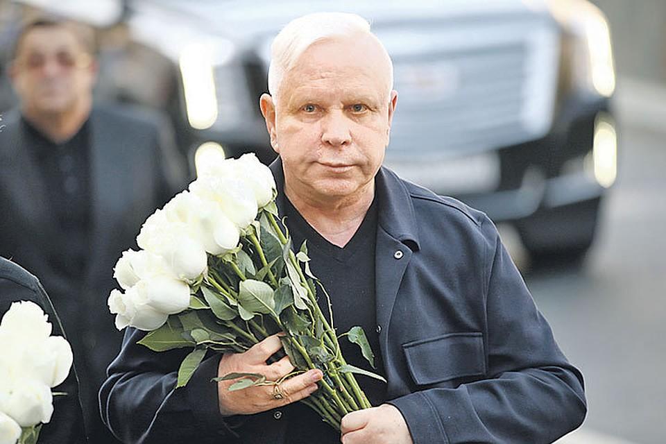Борис Моисеев завещал имущество своему старшему брату