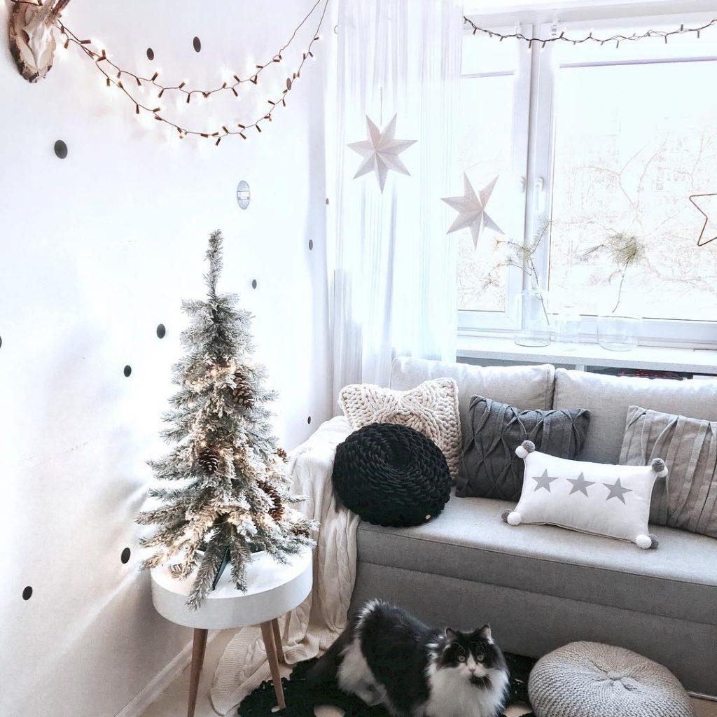 Как украсить квартиру на Новый год 2020